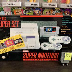 Super Nintendo NIB for Sale in Fresno, CA