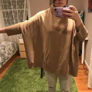 Michael Kors Ochre Poncho for Sale in Gaithersburg, MD
