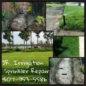 Sprinkler Repair for Sale in Kissimmee, FL