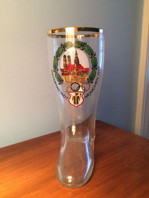 Beer Boot - 1972 German Olympics for Sale in Monroe Township, NJ
