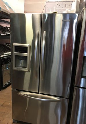 Kitchen Aid Bottom Freezer Fridge for Sale in Mission Viejo, CA