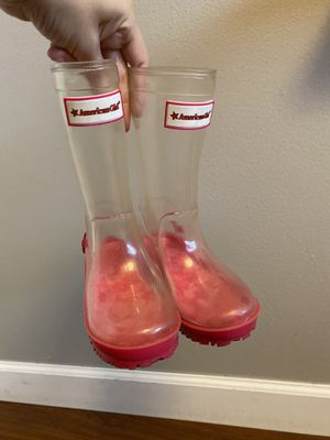 American Girl boots for Sale in Miami, FL