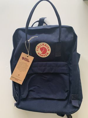 Fjallraven Backpack - Kanken - Brand New with Tags for Sale in Austin, TX