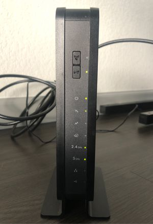 Netgear N600. Model C3700 Modem/Router for Sale in Denver, CO