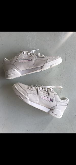 womens reebok classic shoes for Sale in Fuquay-Varina, NC