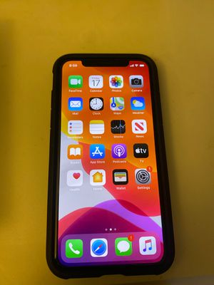 iPhone X 64GB Perfect Condition for Sale in Lawndale, CA