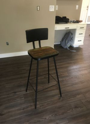 Bar stool set of 4, 30.00 each for Sale in Gresham, OR
