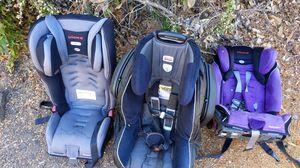 2 diono 1 Britax car seat for Sale in Concord, CA