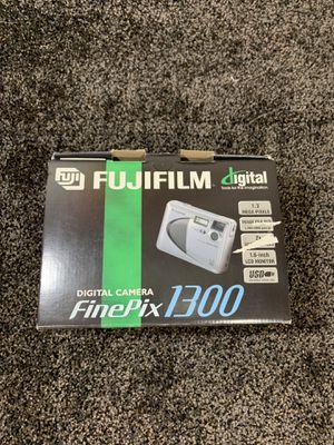 FUJIFILM DIGITAL camera finepix 1300 for Sale in Dundalk, MD