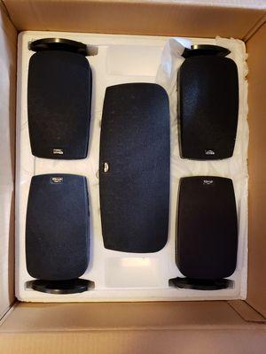 Klipsch Quintet surround sound home theater system. The for Sale in Newark, CA