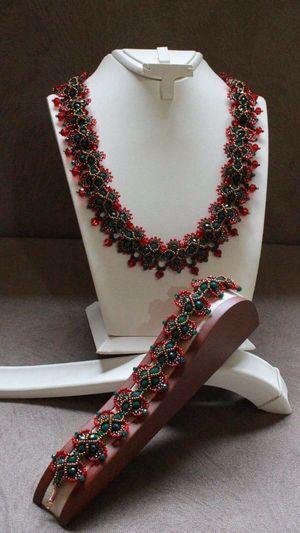 Necklace and Bracelet set for Sale in Charlottesville, VA