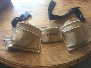 Leather tool belt for Sale in Colorado Springs, CO