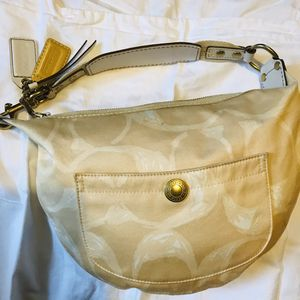 Coach Small Hobo Bag for Sale in Pitcairn, PA