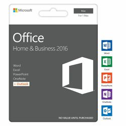 Microsoft Office 2016 Home and Business for MAC for Sale in Des Plaines,  IL
