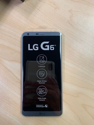 lg g6 for Sale in Port St. Lucie, FL