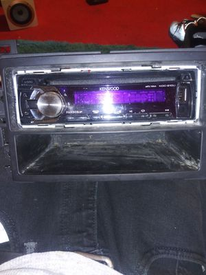 Kenwood CD player for Sale in Mesquite, TX
