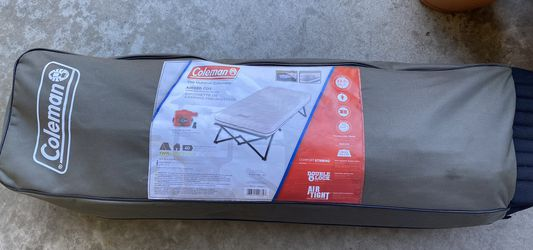 Coleman Airbed Cot for Sale in Oceanside,  CA