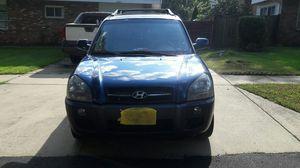 HYUNDAY TUCSON 2007 4 WD V6 for Sale in Rockville, MD