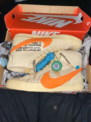 Off-White X Nike All Hallows' Eve Blazer for Sale in Webster Groves, MO