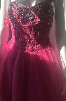 Pink Deb Dress for Sale in Laveen Village,  AZ