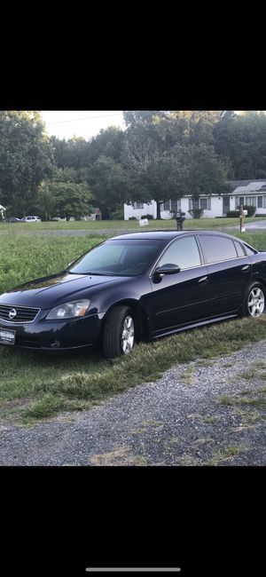 2006 Nissan Altima for Sale in Severna Park, MD