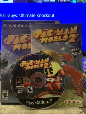 Pac-Man World 2 ps2 for Sale in Fontana, CA