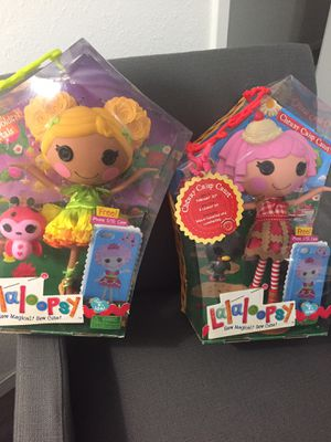 Lalaloopsy Doll each 25.00 for Sale in Azle, TX