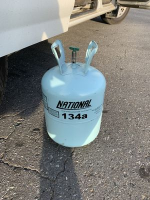 Freon 134a Refrigerant 30 lbs for Sale in Charlotte, NC