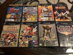 GameCube Games For Sale or Trade for Sale in Modesto, CA