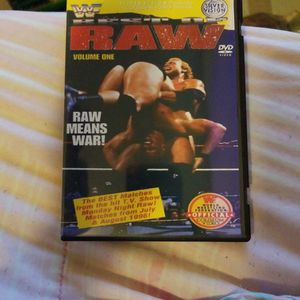 Wwf Best Of Raw Volume One Dvd for Sale in Chicago, IL