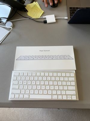 Apple magic keyboard for Sale in Miami, FL
