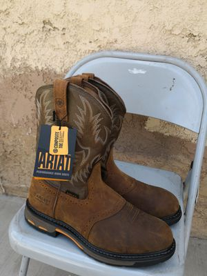 Brand new ariat composite toe work boots size 13 for Sale in Riverside, CA