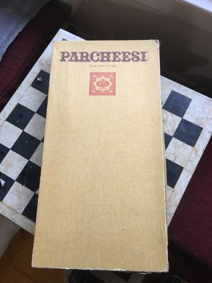 Vintage Parcheesi board game 1967 for Sale in Cary, NC