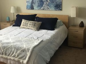 Ikea MALM bedroom set for Sale in Frenchtown, NJ