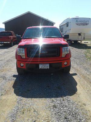 2013 Ford F150 stx super crew cab 4x4 for Sale in Butte, MT