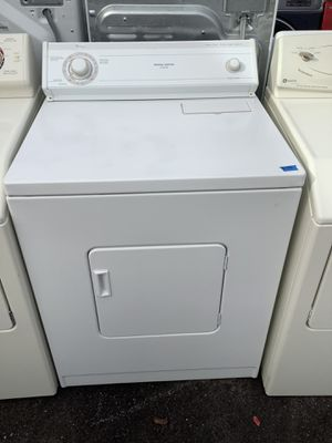 White Whirlpool Affordable Front Loader Dryer Home Appliance for Sale in Tampa, FL