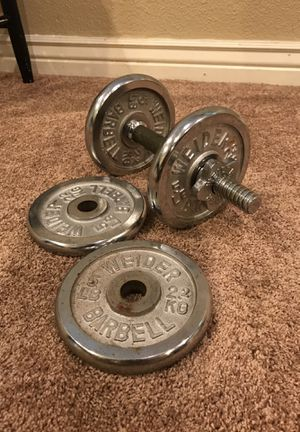 20lb barbell for Sale in Denver, CO