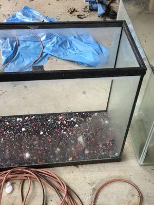 40 gallon aquarium for Sale in Arlington, TX