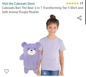 Brand new 3T 2-in-1 bear to shirt for Sale in Whittier, CA