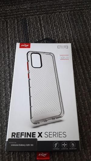 SAMSUNG GALAXY S20+ 5G CASE!!! for Sale in San Angelo, TX