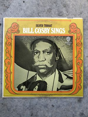 Bill Cosby Sings L P for Sale in San Luis Obispo, CA