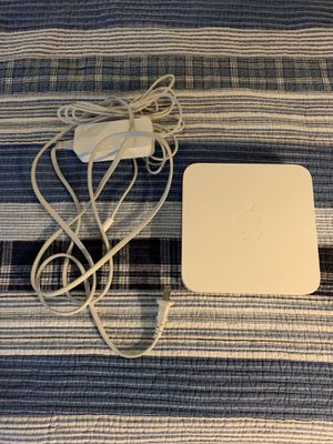 Apple WiFi and Router Base for Sale in Alexandria, VA