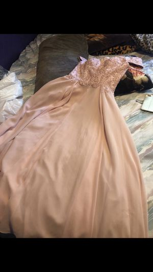 Renting brand new Pink prom dress!!! for Sale in Fresno, CA