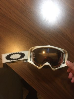 Oakley crowbar goggles for Sale in Rockville, MD