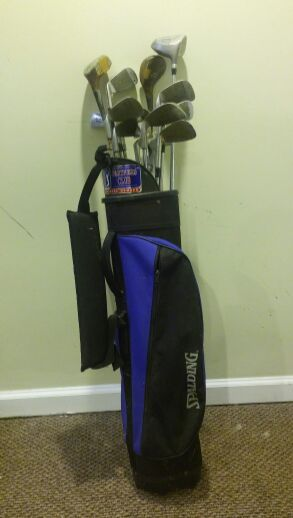 Spaulding Golf clubs for Sale in Oxon Hill-Glassmanor, MD