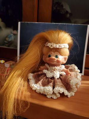 Troll my Irish girl ginger for Sale in HUNTINGTN BCH, CA