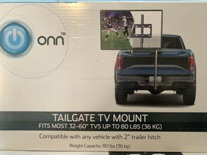 TAILGATE TV MOUNT for Sale in Harrisburg, NC
