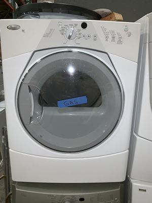 GAS WHIRLPOOL DRYER WORKS NO ISSUES for Sale in Vancouver, WA