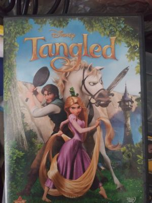 Disney's Tangled DVD for Sale in Phoenix, AZ