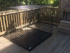 Dog Crate - XXL - Good Condition. for Sale in Ashburn, VA